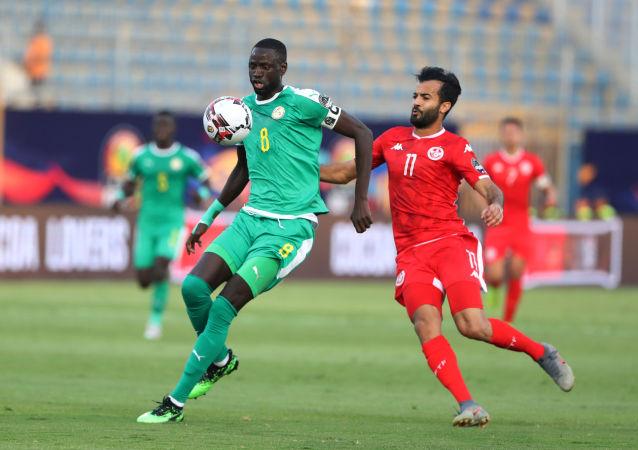 تونس والسنغال في أمم أفريقيا 2019