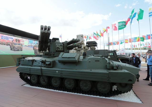 منظومة صواريخ سوسنا المضادة للطائرات