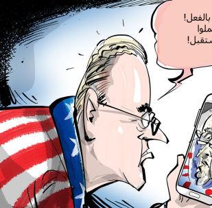 تطبيق فيس آب الروسي تهديد للأمن القومي الأمريكي