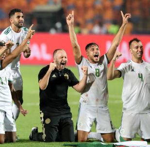 الجزائر بطل كأس أمم أفريقيا 2019