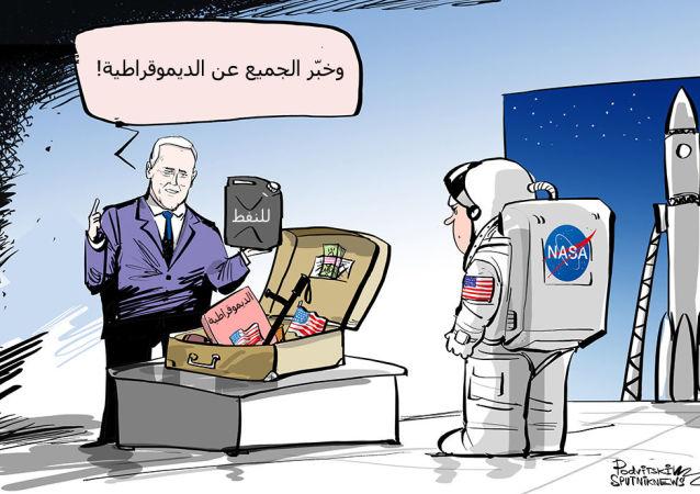 عندما نذهب إلى القمر...سنبقى!