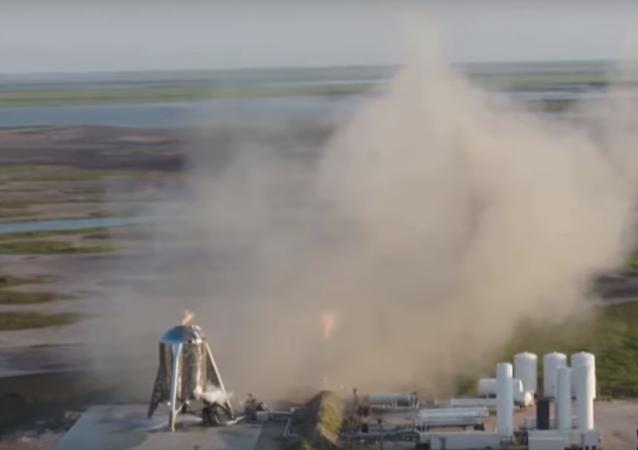 اطلاق صاروخ فاشل