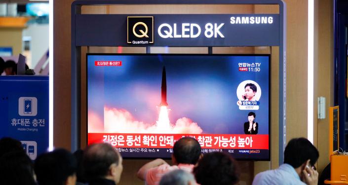 كوريا الشمالية تطلق صواريخ باليستية باتجاه ساحلها الشرقي في بحر اليابان