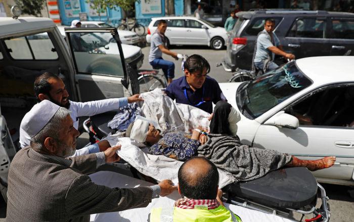 روسيا: لا مواطنين روس بين ضحايا هجوم كابول
