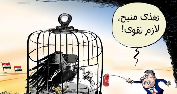 داعش يقوم بإنشاء خلايا ولادة جديدة في العراق وسوريا