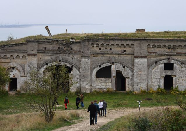 قلعة كيرتش في القرم