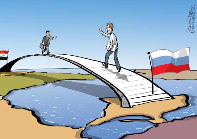 سوريا والقرم توقعان اتفاقية للنقل البحري والتعاون التجاري