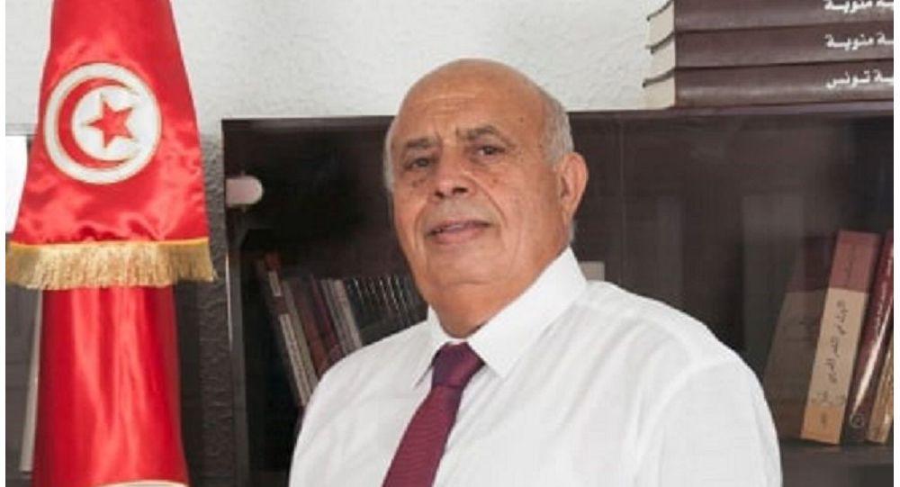 مرشح الرئاسة التونسية عبيد البريكي