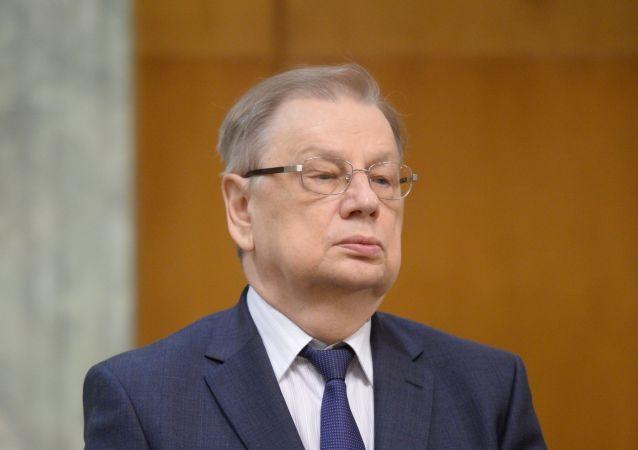 السفير الروسي سيرغي كيربيتشنكو