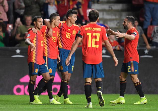 منتخب إسبانيا أمام جزر فارو بتصفيات يورو 2020