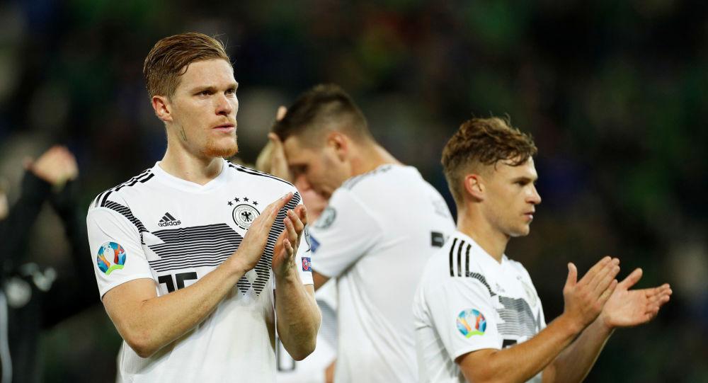 مباراة ألمانيا وأيرلندا الشمالية في تصفيات يورو 2020