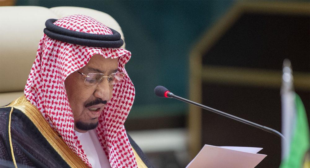 العاهل السعودي الملك سلمان بن عبد العزيز آل سعود