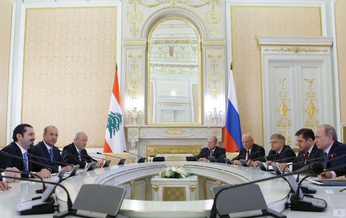 الحريري بين الرغبة الأمريكية والمساعدة العسكرية الروسية للبنان