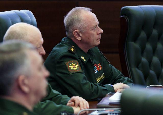 رئيس الهيئة الفيدرالية الروسية للتعاون العسكري التقني ألكسندر فومين