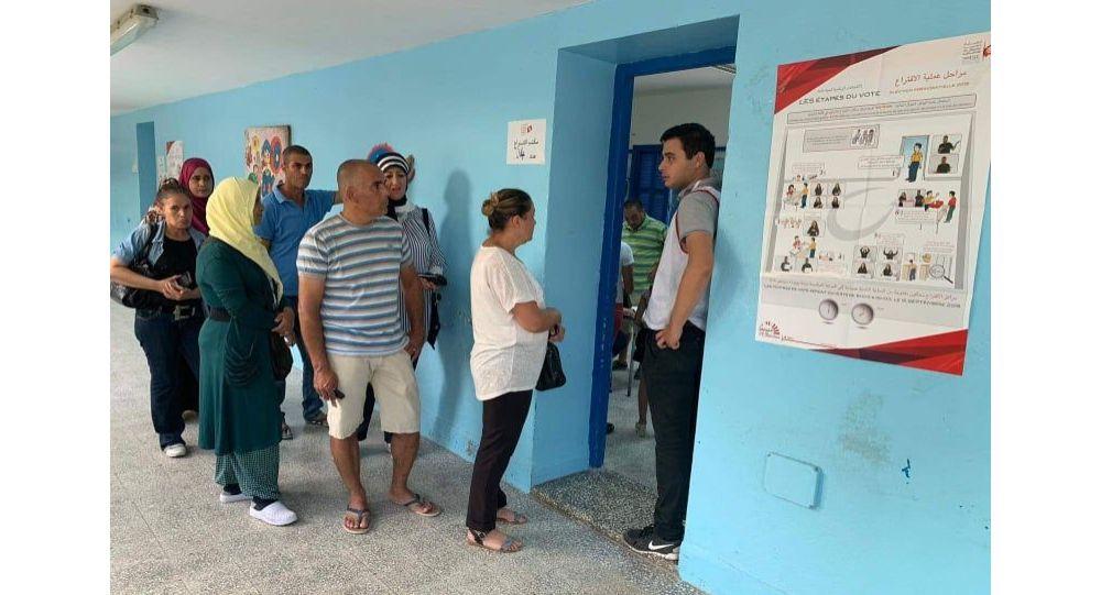 الانتخابات الرئاسية التونسية، 15 سبتمبر/أيلول 2019