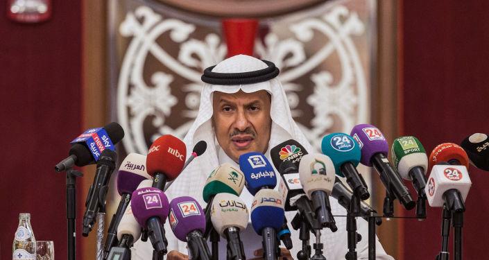 وزير الطاقة السعودي عبد العزيز بن سلمان، 17 سبتمبر 2019