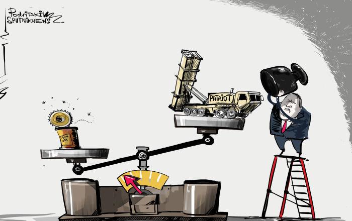 بومبيو يوضح فشل باتريوت في التصدي لهجوم أرامكو