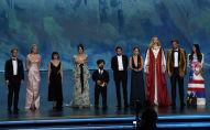 أبطال المسلسل التلفزيوني صراع العروش في الحفل الـ71 لتوزيع جوائز إيمي التلفزيونية، 22 سبتمبر/أيلول 2019