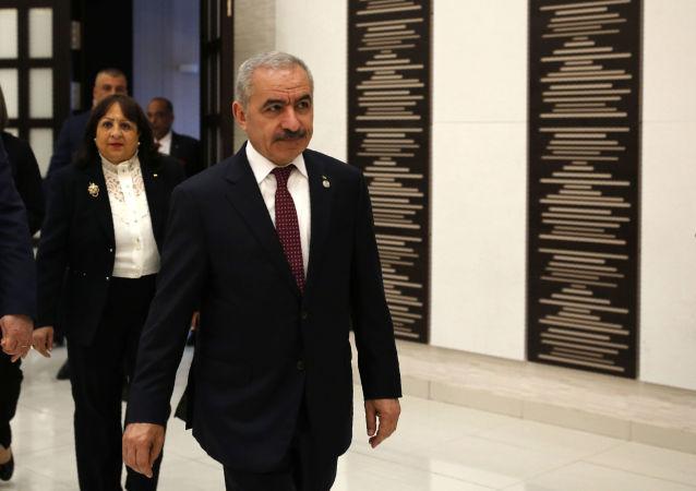 رئيس الوزراء الفلسطيني محمد أشتية