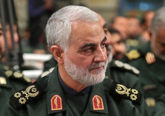 الجنرال قاسم سليماني، 2 أكتوبر 2019