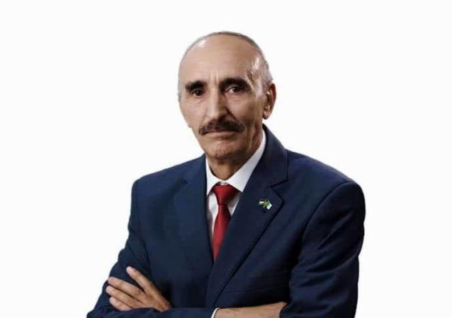 المرشح المحتمل للانتخابات الرئاسية الجزائرية أحمد شوتري