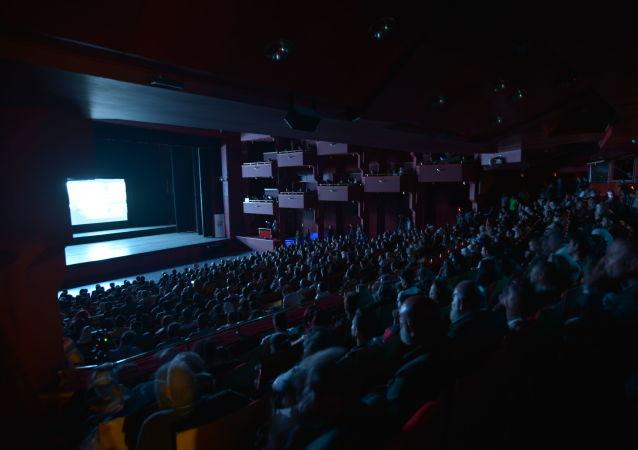 إطلاق فيلم جبال الشمس في دار الأسد للثقافة والفنون، في إطار الاحتفالات بالذكرى الـ46 لحرب تشرين التحريرية