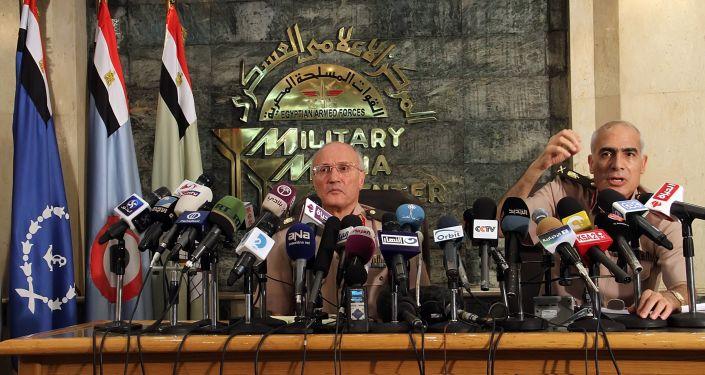 وزير الإنتاج الحربي المصري اللواء محمد العصار