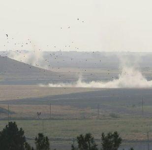 الحدود السورية التركية، 9 أكتوبر 2019
