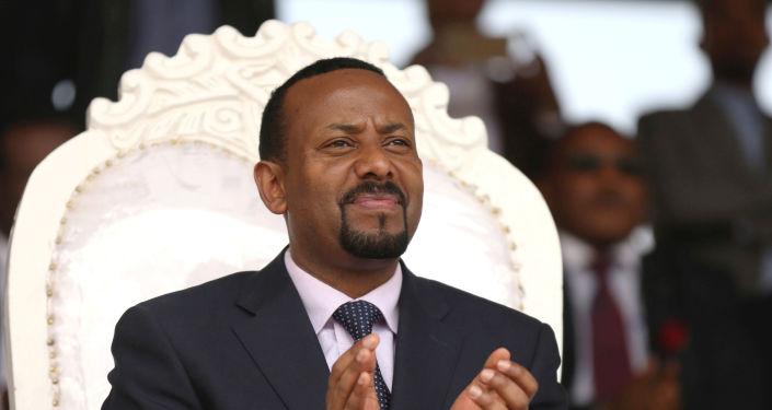 رئيس الوزراء الأثيوبي آبي أحمد