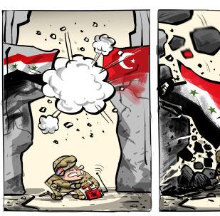 رئيس البنتاغون يعترف بأن القوات الأمريكية وقعت في فخ في سوريا