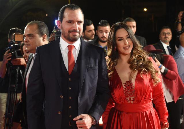 الممثل التونسي ظافر العابدين