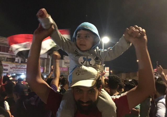 مظاهرات ذي قار، العراق 24 أكتوبر 2019