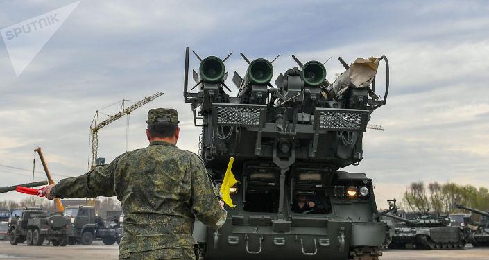 """تدمر الهدف في 10 ثوان... 13 معلومة عن صواريخ """"تور إم"""" الروسية الخارقة 1043375889"""