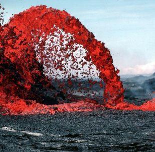 الصخور البركانية