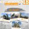 إنفوجرافيك - 18 سلاح روسي يبحث العالم عنه في معرض دبي للطيران