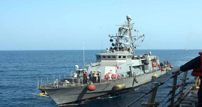 """لماذا تخشى إيران سفينة """"سيكلون"""" الأمريكية؟"""