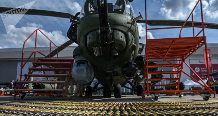"""زيادة سرعة مروحيات """"مي-28″ و""""مي-35"""" إلى 400 كيلومتر في الساعة"""
