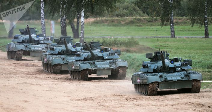 """""""أرميا 2020"""": اكتشاف دبابة سريعة فوق العادة"""