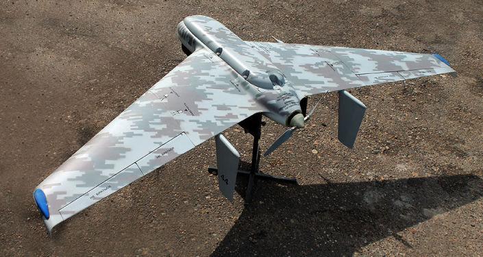 """عرض أحدث طائرة مسيرة في منتدى """"أرميا-2020″… فيديو"""