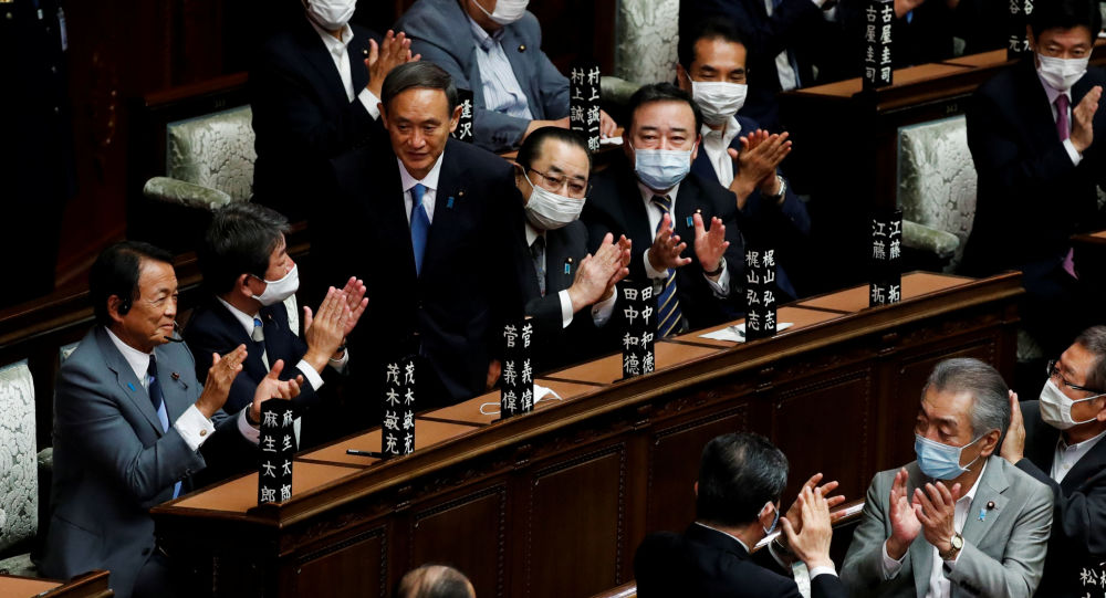 رئيس وزراء اليابان: أولمبياد طوكيو ستثبت أن فيروس كورونا قد هزم
