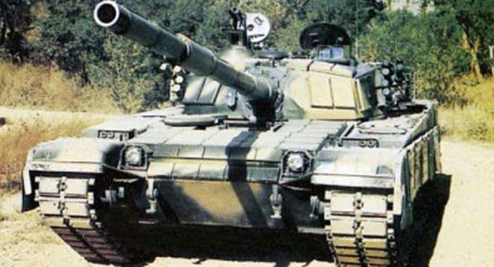 القفز واختراق الحائط...عرض قدرات أحدث دبابة صينية