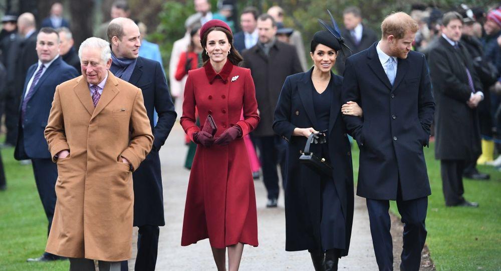 ميغان ماركل: العائلة الملكية في بريطانيا رفضت جعل ابني أميرا بسبب بشرته وكنت أنوي الانتحار