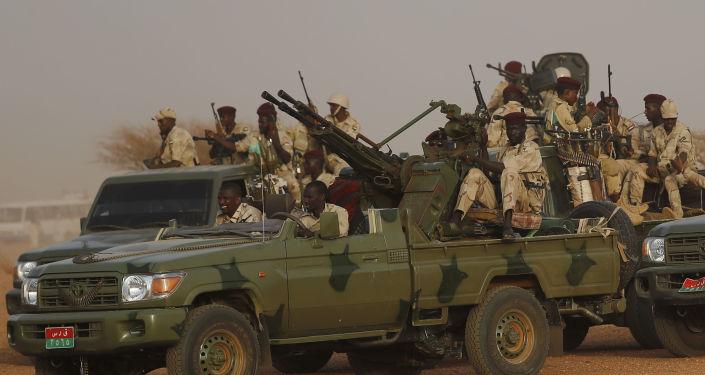 السفارة السودانية في موسكو: توجه حكومي نحو جمع السلاح لاحتواء النزاعات