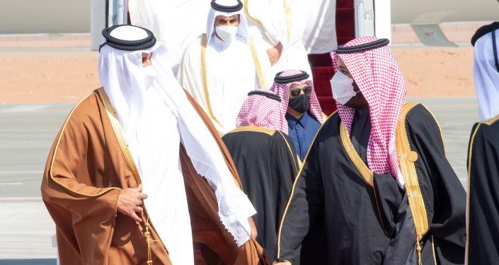 """لماذا سارعت السعودية بالصلح مع قطر.. وما مضمون """"وثيقة الخارجية الإسرائيلية"""""""
