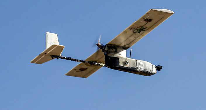 """""""أنصار الله"""" تعلن مهاجمة قاعدة الملك خالد الجوية جنوبي السعودية بطائرتين مسيرتين"""
