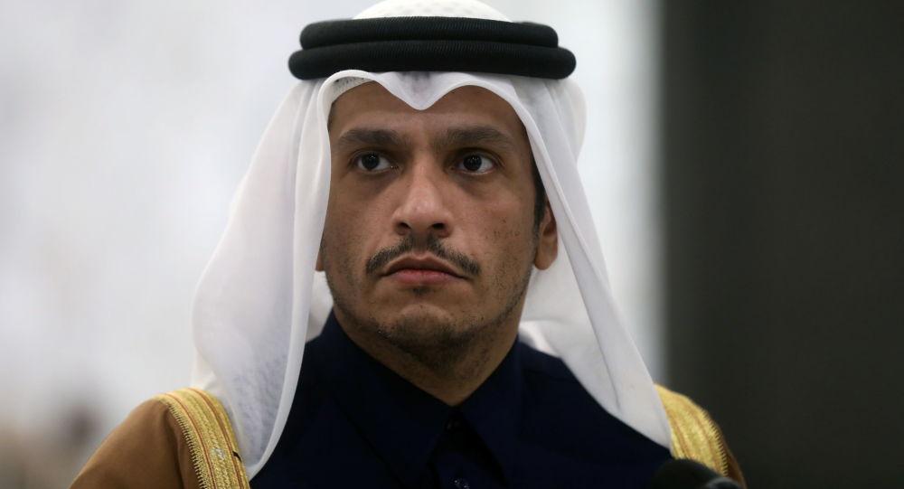 قطر تستقبل السفير السعودي الجديد... صورة