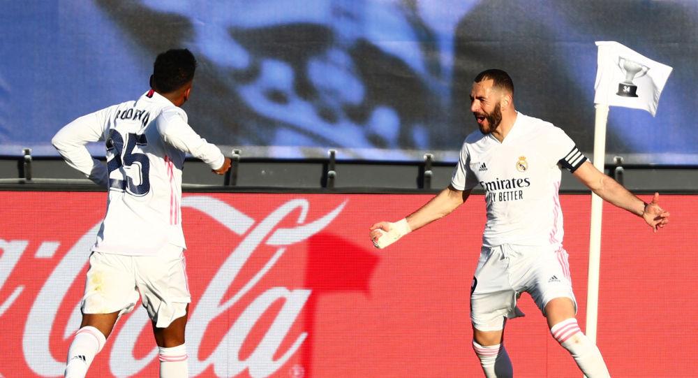 بتعادل سلبي... ريال مدريد يخرج ليفربول من دوري أبطال أوروبا