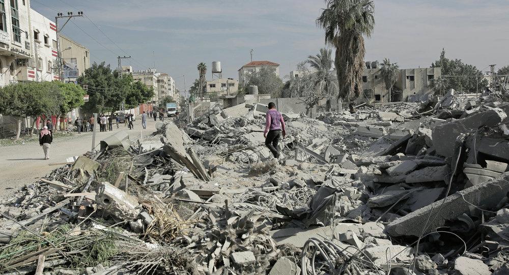 الصراع الفلسطيني الإسرائيلي