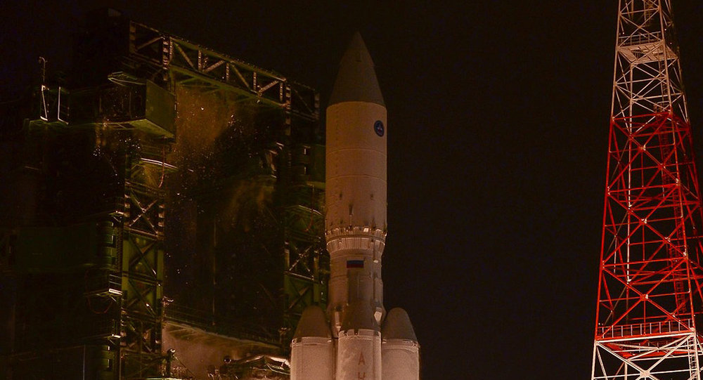 صاروخ أنغارا