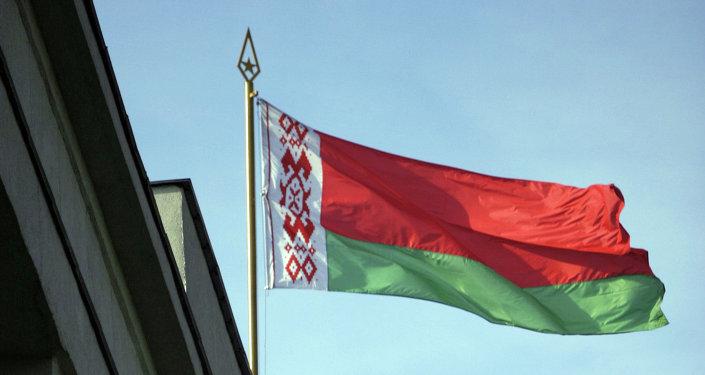 علم بيلاروسيا